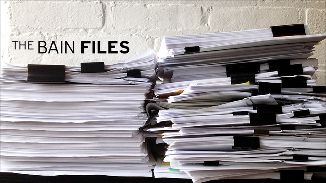 The Bain Files: The Documents