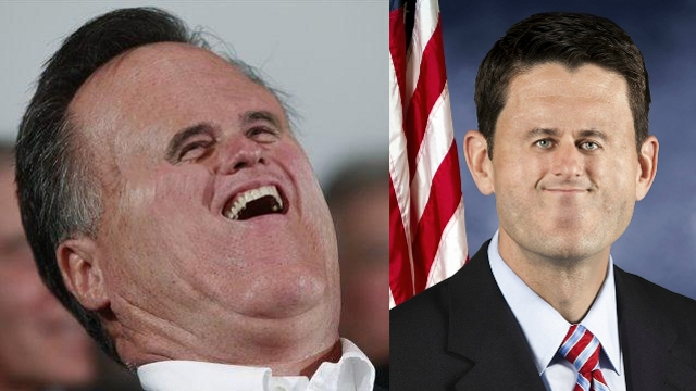 little face romney and ryan