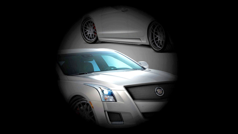 Is This Cadillac ATS The Brand's SEMA Surprise?