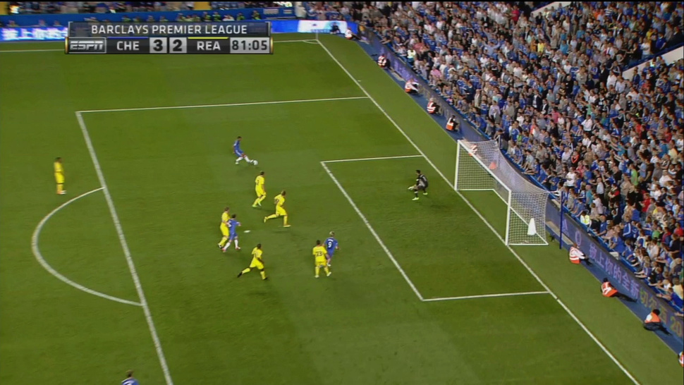 Chelsea Beats Reading Thanks To Ludicrous Blown Offside Call