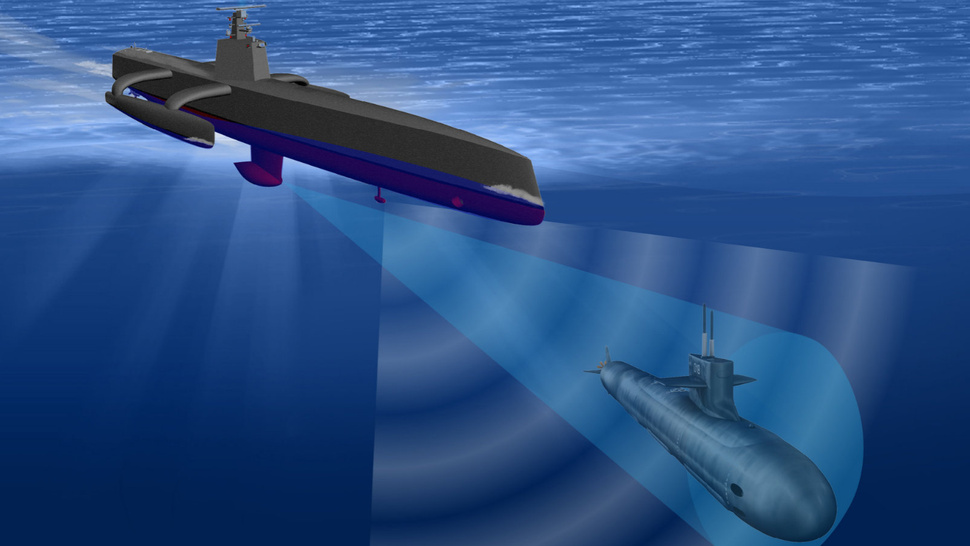 DARPA's Next Sub Hunter Won't Need Us Puny Humans