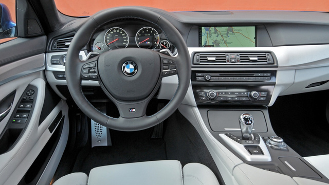 2013 BMW M5: The Jalopnik Review