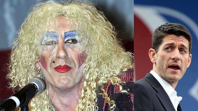 Paul Ryan Agrees to Stop Using Twisted Sister Song: 'We're Not Gonna Play It Anymore'