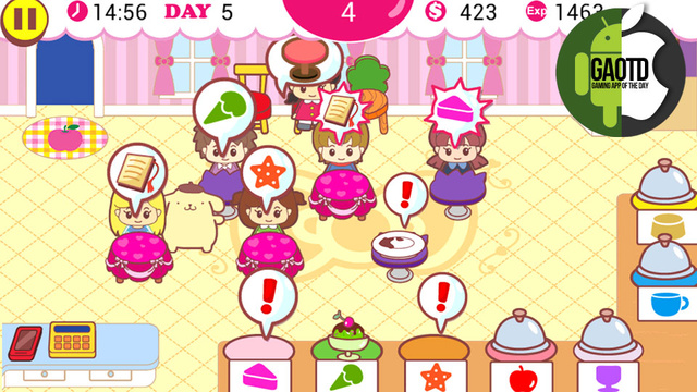 Hello Kitty Introduces Kids to the Hellish World of Food Service