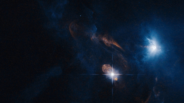 Amateurs Uncover Stunning Hidden Treasures In Hubble's Image Vaults