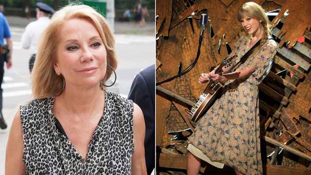 Kathie Lee Gifford Slams Taylor Swift for Not Being a Refined Kennedy Like She Is