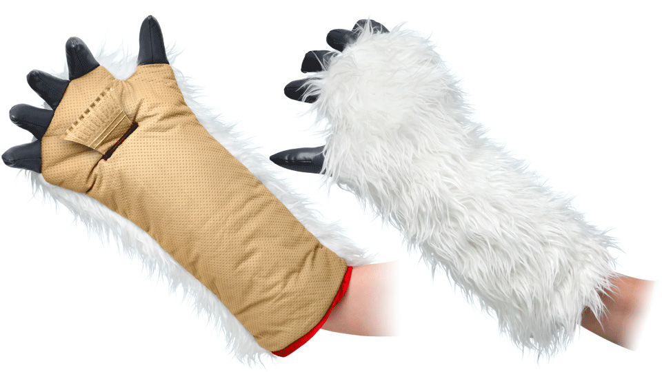Click here to read Battle Hoth-Like Winter Mornings With This Wampa Arm Ice Scraper