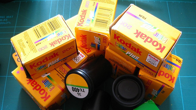 Click here to read Kodak Is Selling Off Its Legendary Film Business