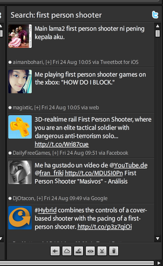 Sega's Got You Covered If You're Searching For 'Disgruntled Shooter' On Tweetdeck