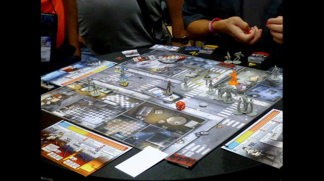 The Coolest Games, Cosplay and More from Gen Con 2012