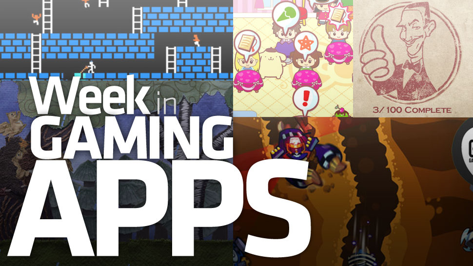 Check Out This Week in Gaming Apps Before the Flesh-Hungry Moles Devour Us All