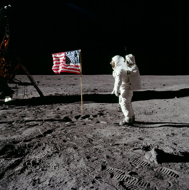 R.I.P. Neil Armstrong, First Person to Set Foot On the Moon