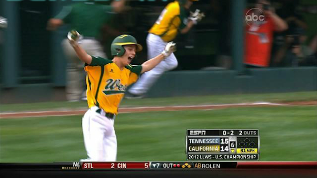 Click here to read Little League Kids Score 10 Runs In Bottom Of Sixth To Tie Championship Game, ABC Local Affiliates Switch To Preseason Football