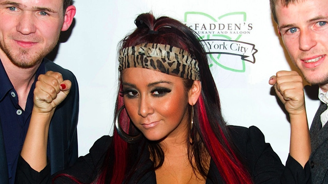Snooki Has Given Birth to a Future President of the United States, Probably