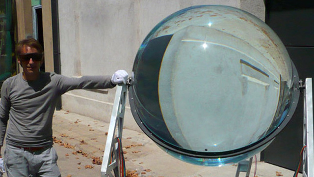 This Is the Coolest Solar Energy Generator You've Ever Seen