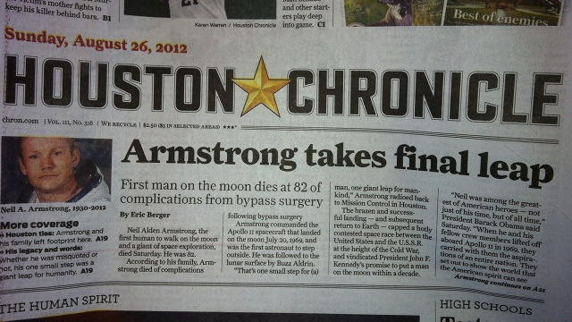 Is Anyone Else Confused by This Neil Armstrong Obituary Headline?