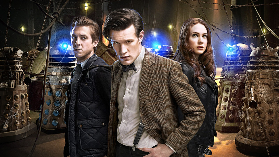 This Week's TV: Summer Glau is a super-mutant again. And <em>Doctor Who</em> returns!