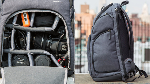 Brenthaven BX2 Camera Backpack: Nice Bag, But Too Baggy