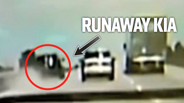 Watch A Woman With A Stuck Accelerator Weave Through Traffic At 118 MPH In Her Kia