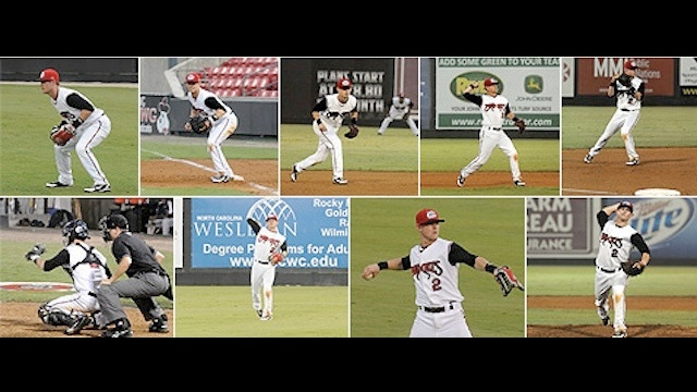 Minor Leaguer Plays All Nine Positions In Nine-Inning Game