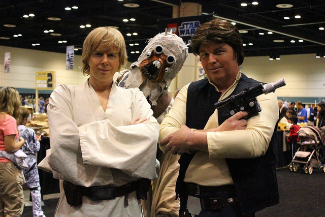 Cutest and Funniest Cosplay From Star Wars Celebration VI!