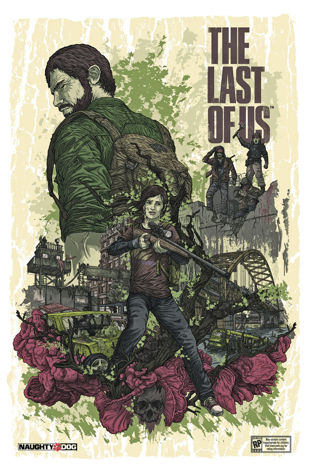 The Last Of Us Is Looking Awfully Green