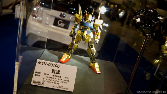 The World's Largest Gundam Box Is Pretty Damn Big