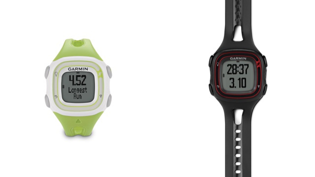 Garmin Forerunner 10: A Simple GPS Fitness Watch to Track Your Evening Jog