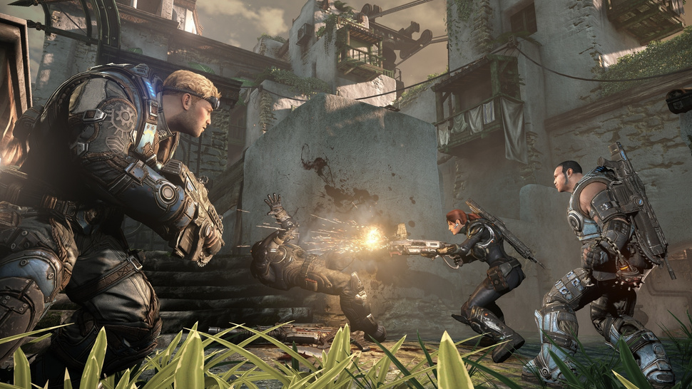 <em>Gears of War: Judgment </em> Finally Lets Human Soldiers Settle Some Grudges in Its New Free-for-All Mode