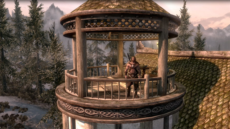 Build The Dragonborn 39 S Dream House And Raise A Family In