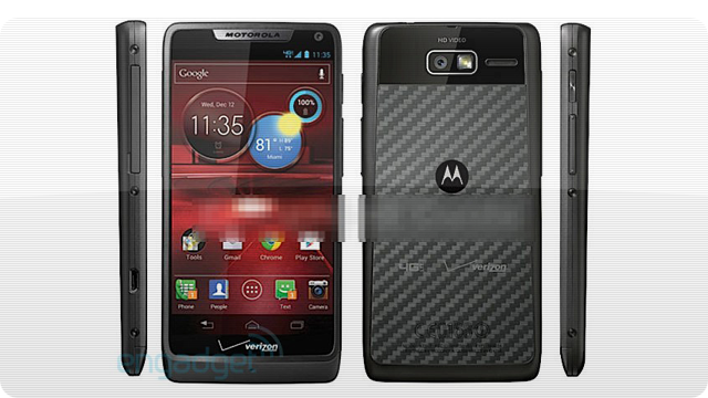 Click here to read If This Is Motorola's Next Droid Razr It's Pretty Disappointing