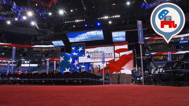 So Ya Thought Ya Might Like to Go to the Show: On the RNC Floor
