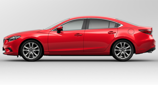 2014 Mazda6: First Photos