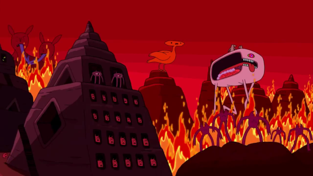The Adventure Time Game's Weird Boss Fights Might Surprise You