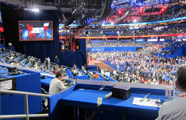 An Insider's Guide to the First 20 Minutes or So of the Totally Confusing Convention Kickoff