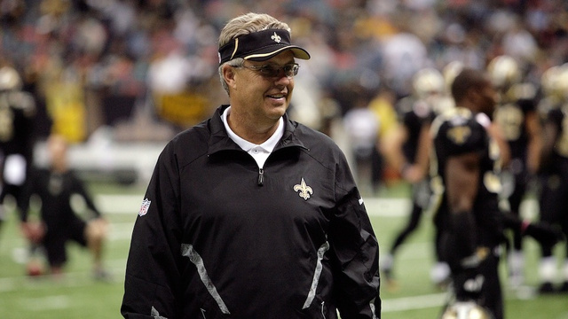 Gregg Williams Gave A Pep Talk To His Old High School Football Team