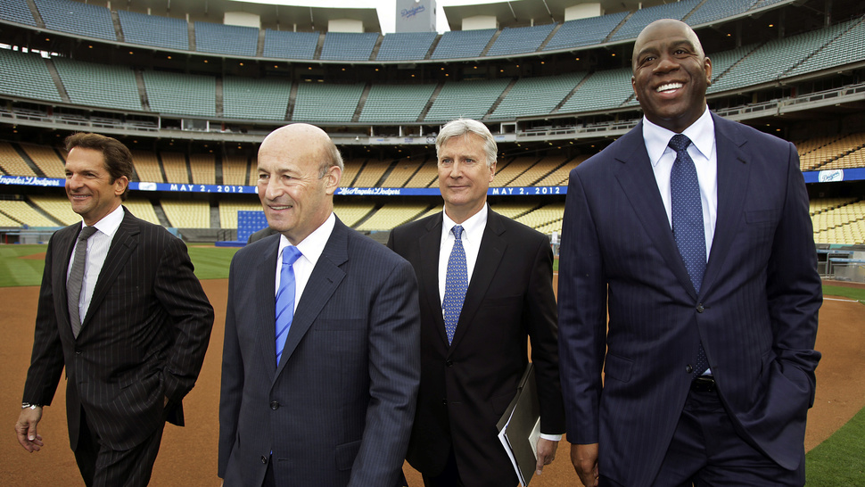 The Dodgers Simply Don't Have A Budget