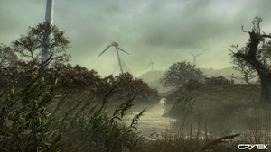 Cancelled Crytek Game Looked More Alan Wake Than Crysis
