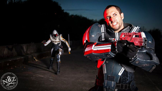 These Amazing Mass Effect 3 Costumes Are on Their Way to DragonCon