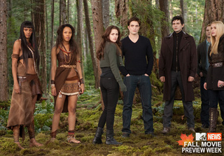 Breaking Dawn Promo Photos