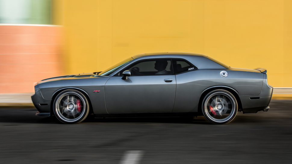 Would You Drive From Texas To Guatemala In A Challenger SRT8?