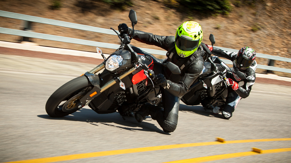 Click here to read In This Electric Motorcycle Lies The Future Of Hoonage