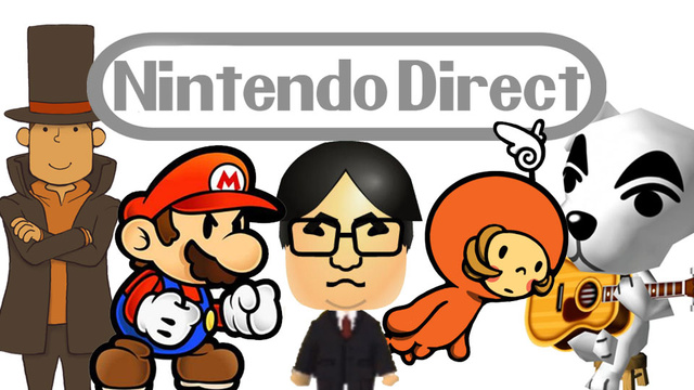 A Morning of Pleasantly Surprising 3DS News Direct from Nintendo
