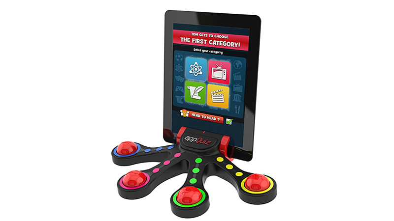 Click here to read iPad Buzzers Turn Your Tablet Into a Tiny Gameshow