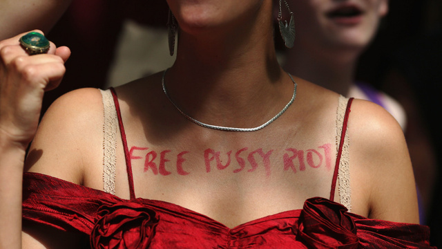 Can We Reclaim and Redefine 'Pussy'? Sure, Why Not.