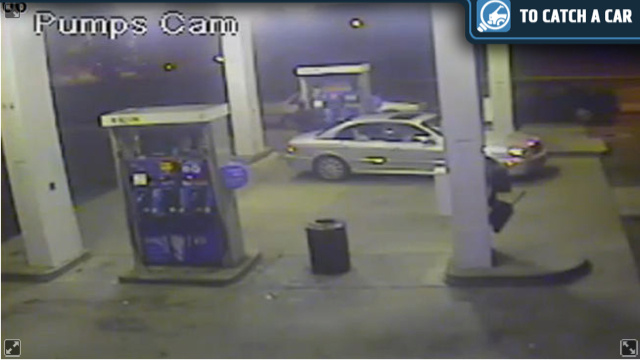 Identify This Car And Help Catch Someone Who Beat A Young Father Unconscious Near The U.S. Capitol