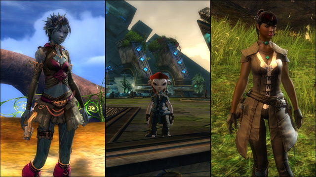Guild Wars 2, Log One: I Cannot Rest Until I Have Explored All The Things.