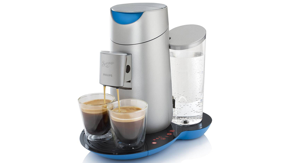Click here to read An Adorable Espresso Maker That Won't Make You Hate Mornings