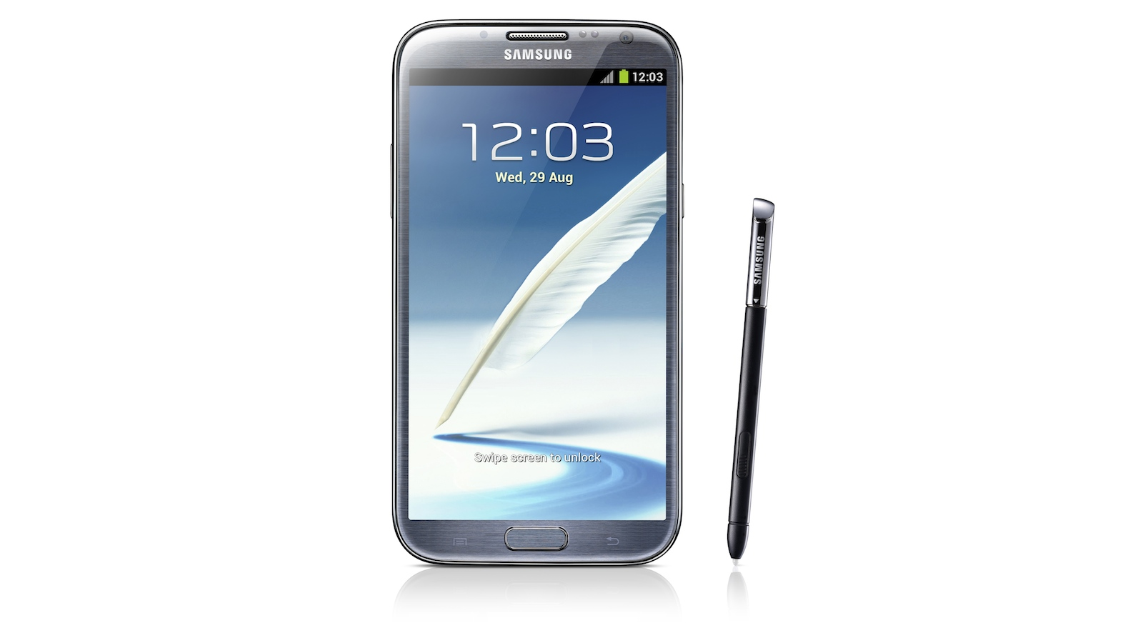 Click here to read Galaxy Note II: 5.5-Inches of S-Pen Friendly Phablet