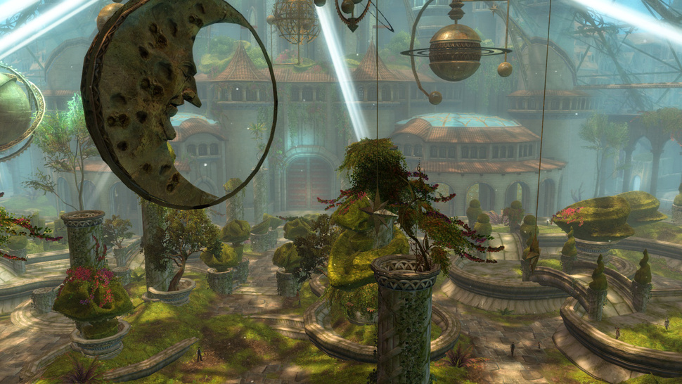<em>Guild Wars 2</em>, Log One: I Cannot Rest Until I Have Explored All The Things.